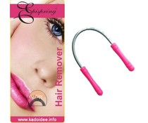Now easy hair removal of all hair on your upper lip, chin and your face (Classic epileerveer Epispring ®)