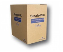 Ihre Geschenkkörbe Verpackung mit Sizzlepak? Sizzlepak in der Farbe Weiß (011)