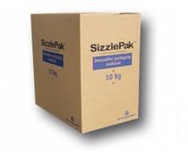 Uw Geschenkpakketten verpakken met Sizzlepak? Sizzlepak in de kleur naturel (011)