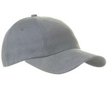 100% katoenen Baseballcaps in de kleur grijs voor volwassenen (zeer mooie en goede kwaliteit)