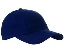 100% katoenen Baseballcaps in de kleur blauw voor volwassenen (zeer mooie en goede kwaliteit)