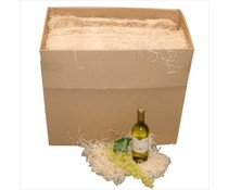 Вълна подложка или материална защита (опаковани в картонена кутия)