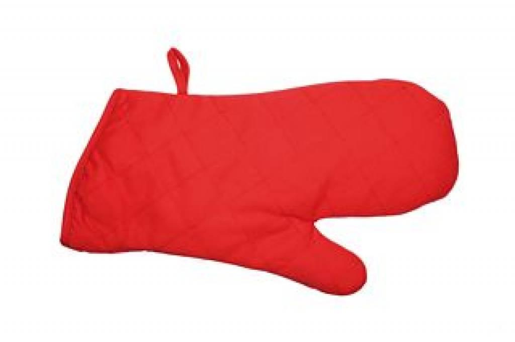 Grandi guanti da forno di cotone comprare di colore rosso? - Grembiuli professionali! Acquistare ...