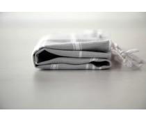 Hammamdoeken small (afmeting 50 x 100 cm) materiaal 100% katoen