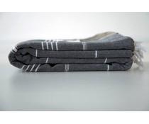 Hammamdoeken groot (afmeting 155  x 210 cm) materiaal 100% katoen