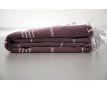 Хамам кърпи голяма (размер 155 х 210 cm) материали са 100% памук