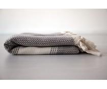 Hammamdoeken fashionable (afmeting 100 x 170 cm) materiaal 100% katoen