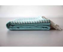 Хамам средни фино изтъкани платове (размер 100 х 170 cm) материали са 100% памук