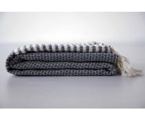 Hammamdoeken medium fijn geweven (afmeting 100 x 170 cm) materiaal 100% katoen