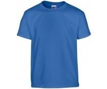 Fair Trade T-shirts in kinder- en volwassen maten (voorzien van een korte mouw en ronde hals)