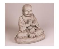 Happy Buddha Statue (медитира) 25 см височина
