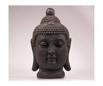 Статуя на Буда главата (подходяща за външно и вътрешно)