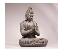Buddha Statue Куан Ин (седи и медитира)