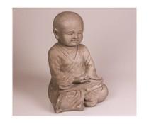 Buddha-Statue Shaolin Monk (Bildempfänger) 42 cm hoch