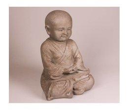Статуя на Буда Shaolin Monk (снимката рецептор) 42 см височина