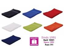 Günstige Gästehandtücher (30 x 50 cm) Marke Sophie Muval (hochwertigem Frottee, 100% Baumwolle, Gewicht 360 g / m2)