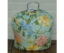 NEW! Design Tee Fair (Blumen auf grünem Hintergrund)