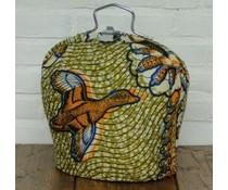 NEW! Design Tee-Messe für spezielle Batik Stoff (hell Bild Orange Ente mit farbig)