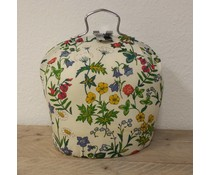Дизайн Teapot топло (дизайн с пъстри цветя)