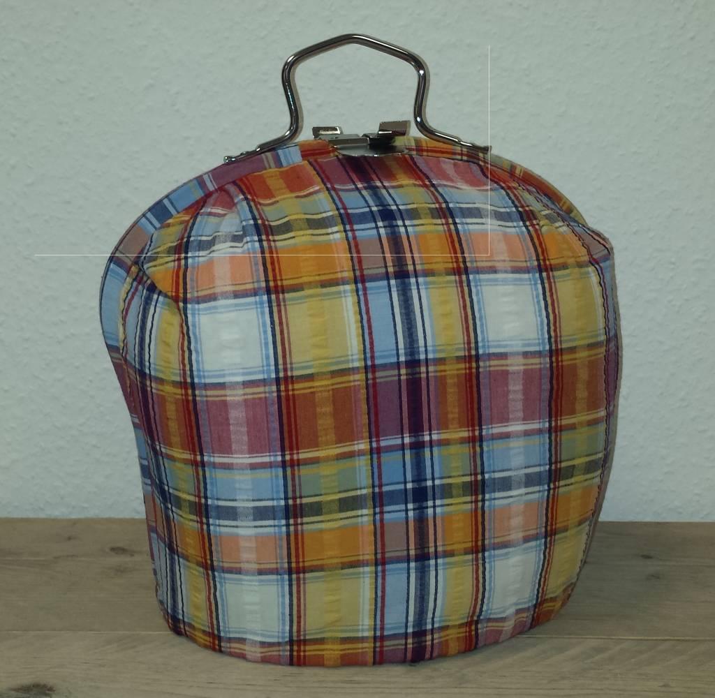 Design teapot varmere (dessin fargestriper) profesjonell forklær ...
