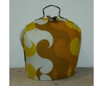 Design Teapot топло (dessin жълти тонове)