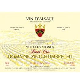Zind Humbrecht 2012 Humbrecht Pinot Gris Vieilles Vignes