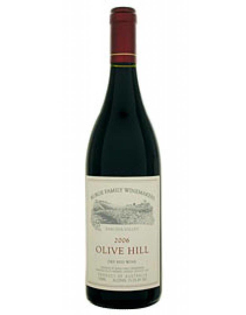 Burge Family 2001 Burge Family Olive Hill Shiraz-Grenache-Mouvrvedre