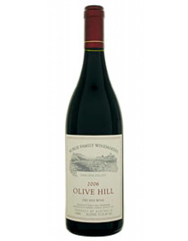 Burge Family 2002 Burge Family Olive Hill Shiraz-Grenache-Mouvrvedre