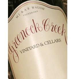 Greenock 2000 Greenock Creek Cornerstone Grenache