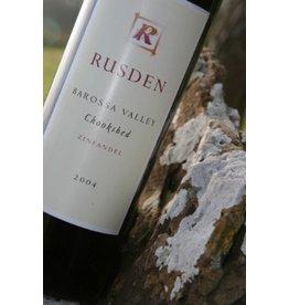 Rusden Wines 2004 Rusden Zinfandel Shookshed