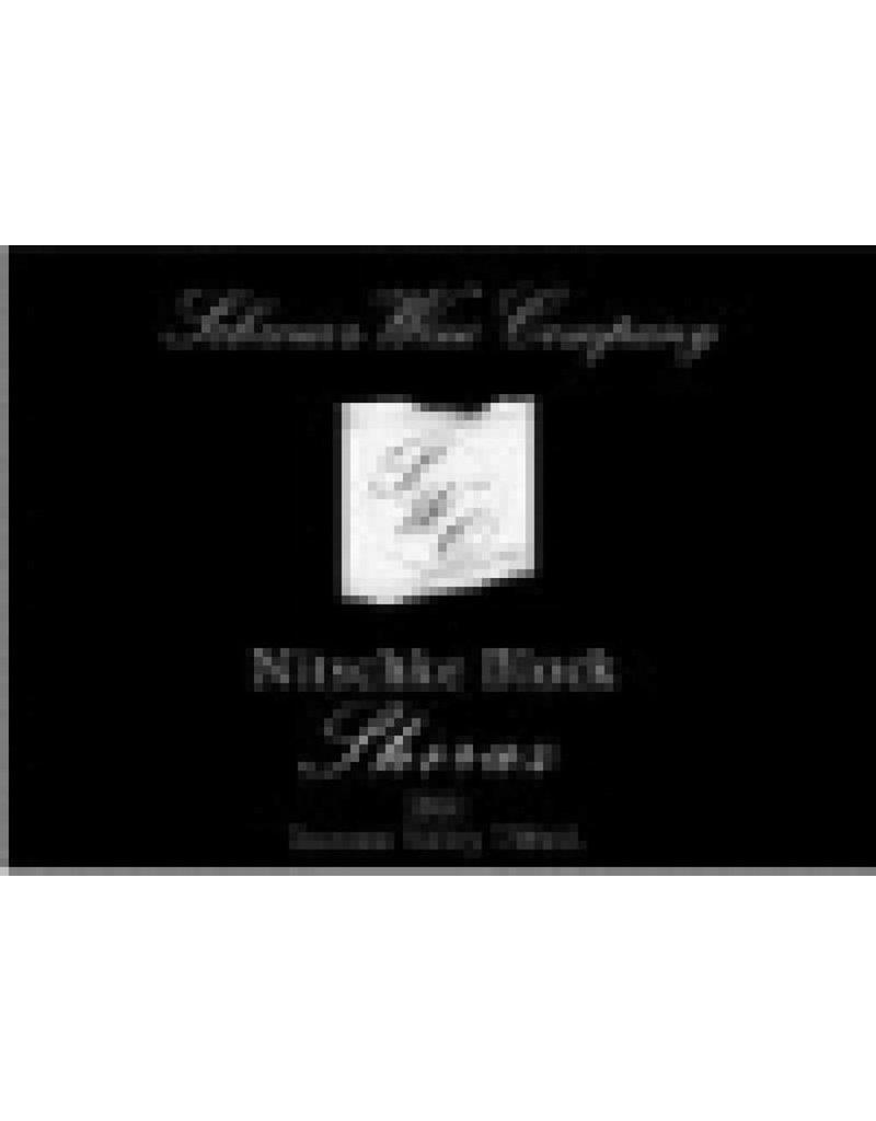 Jason Wine Company 2005 Jason Schwartz Shiraz Nitschke Block