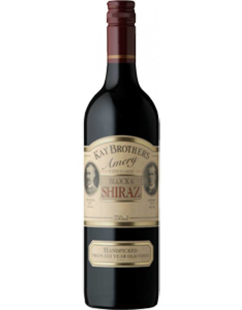 Kay Brothers 1998 Kay Brothers Amery Vineyard Block 6 Shiraz