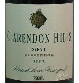 1998 Clarendon Hills Shiraz Hickinbotham Magnum