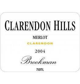 1998 Clarendon Hills Merlot Brookman