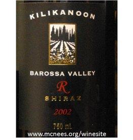 2003 Kilikanoon Greens Barossa Reserve Shiraz