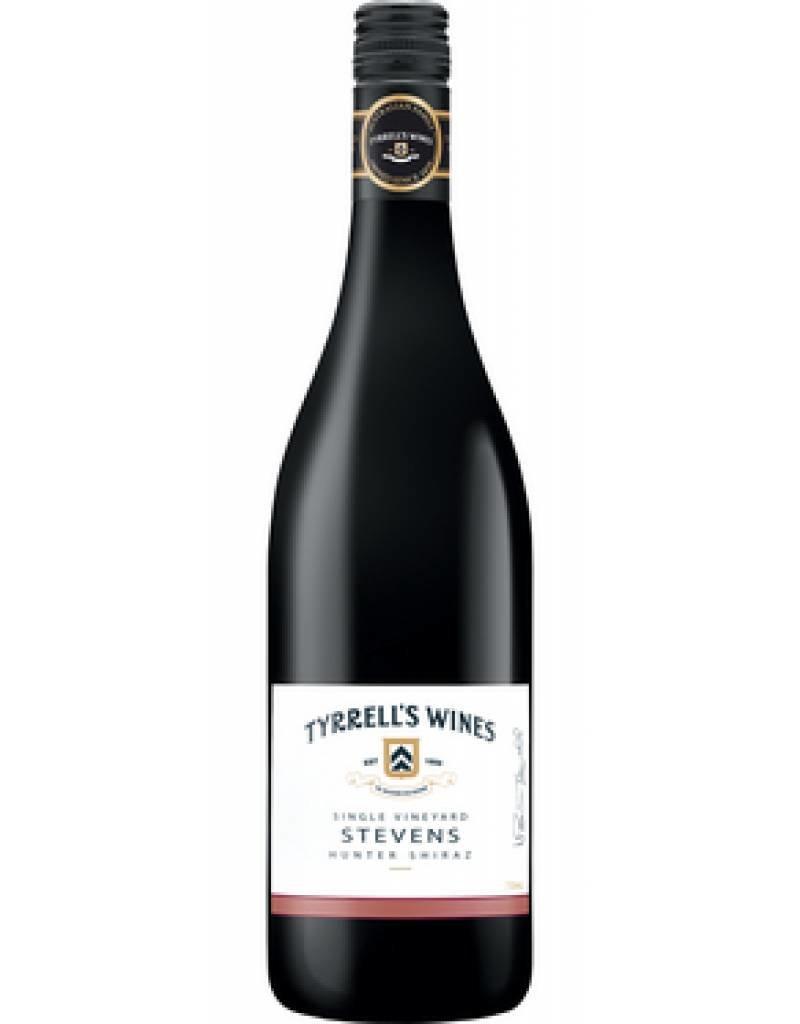 Tyrconnell 1996 Tyrell's Stevens Shiraz