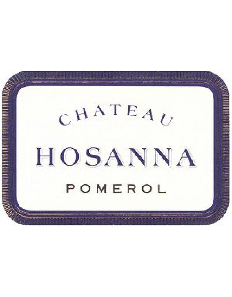 Chateau Hosanna 2003 Chateau Hosanna