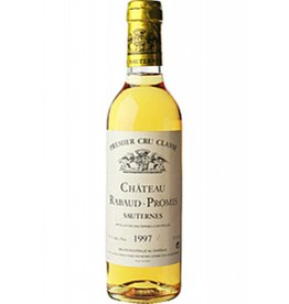 2001 Chateau Rabaud Promis 375ml