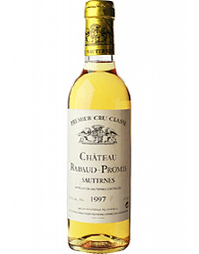 Chateau Rabaud Promis 2001 Chateau Rabaud Promis 1/2