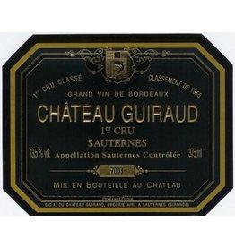 2001 Chateau Guiraud 375ml fles