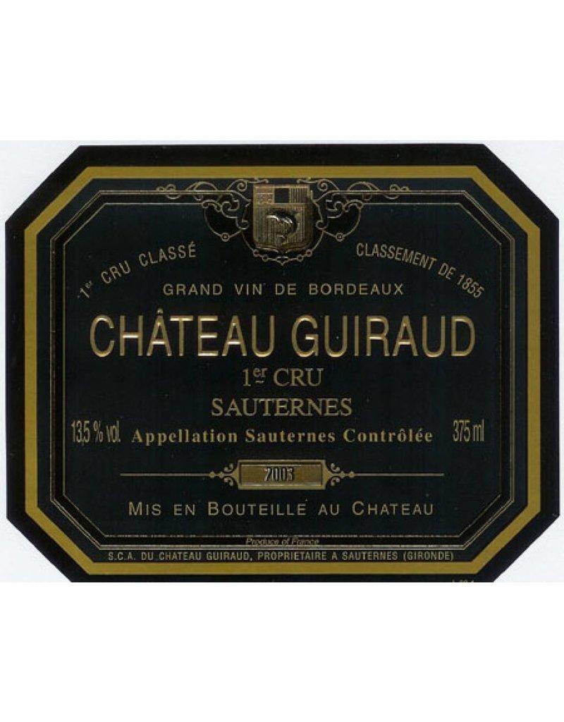 Chateau Guiraud 2001 Chateau Guiraud 1/2 fles