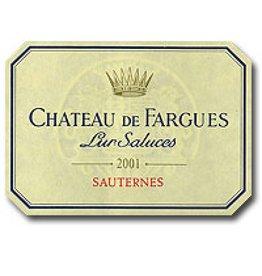 2005 Chateau de Fargues 375ml fles