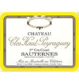 Chateau Clos Haut Peyraguey 2004 Chateau Haut Peyraquey 375ml fles