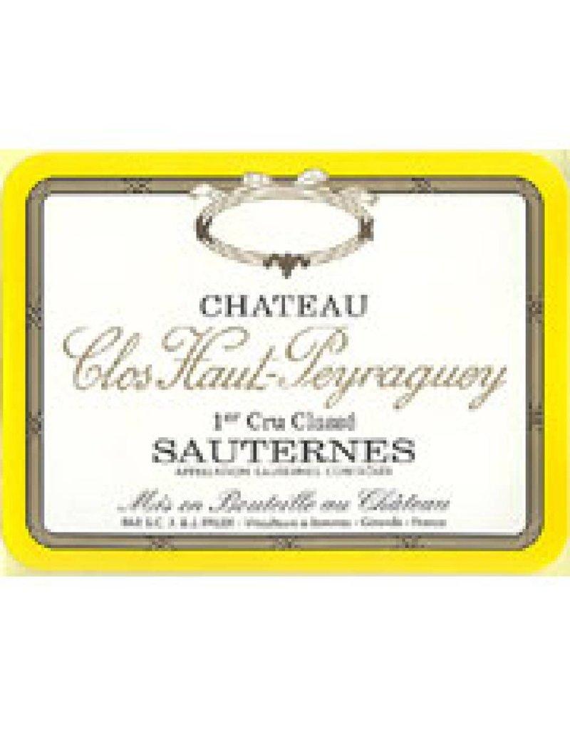 Chateau Clos Haut Peyraguey 2004 Chateau Haut Peyraquey 1/2 fles