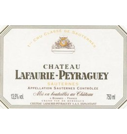 Chateau Lafaurie Peyraguey 1983 Chateau Lafaurie-Peyraguey