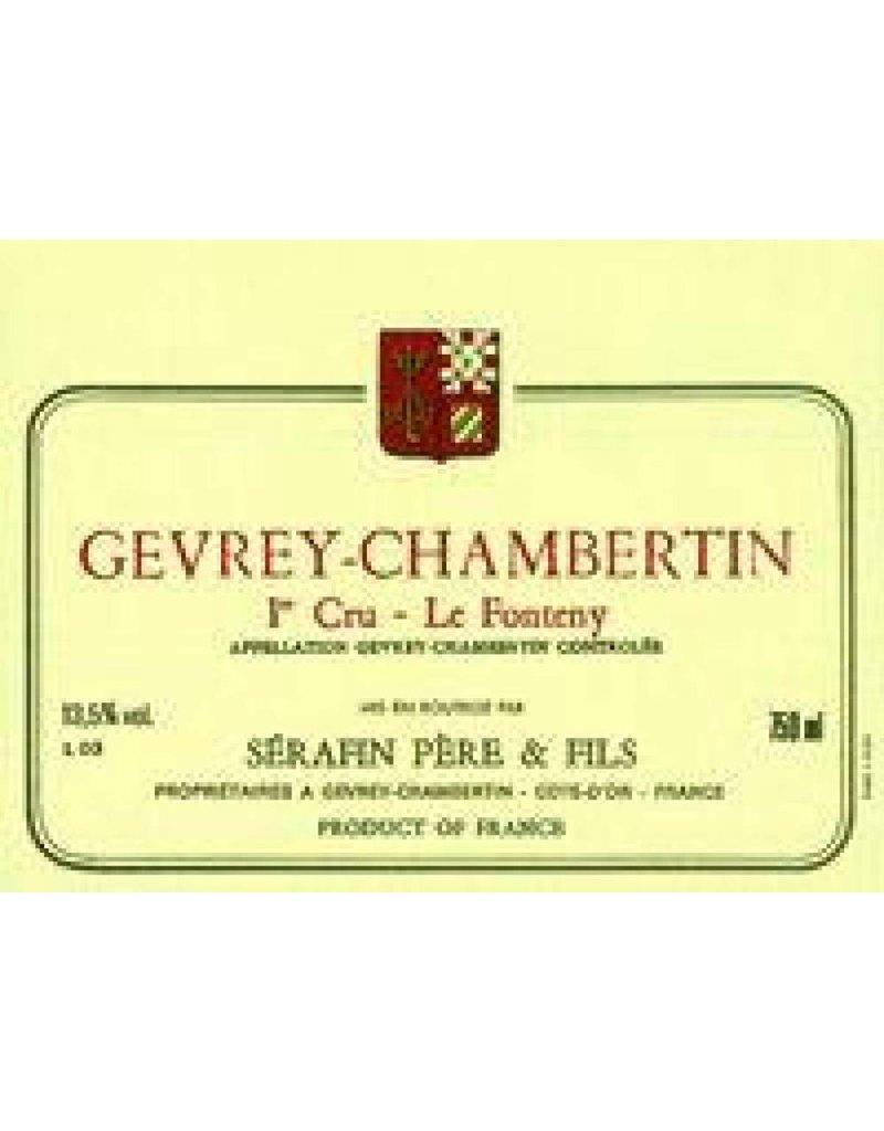 Domaine Christian Serafin Pere Et Fils 1996 Serafin Gevrey-Chambertin Fonteny