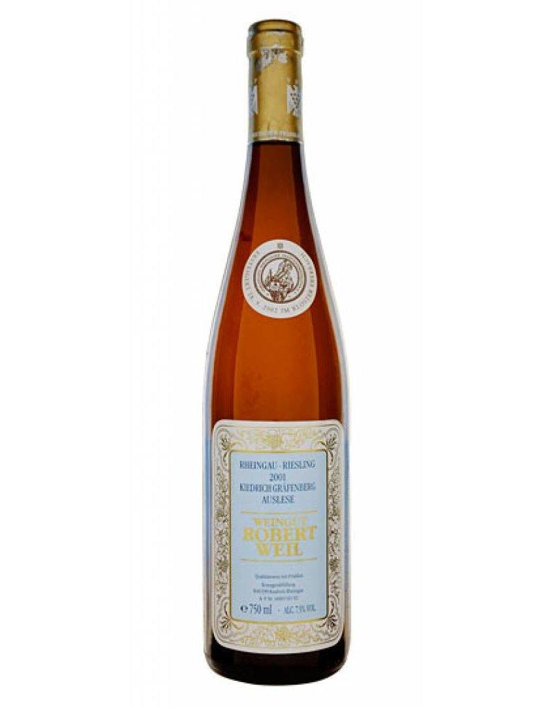Weingut Robert Weil 2002 Robert Weil Kiedrich Gräfenberg Auslese Goldc. 12