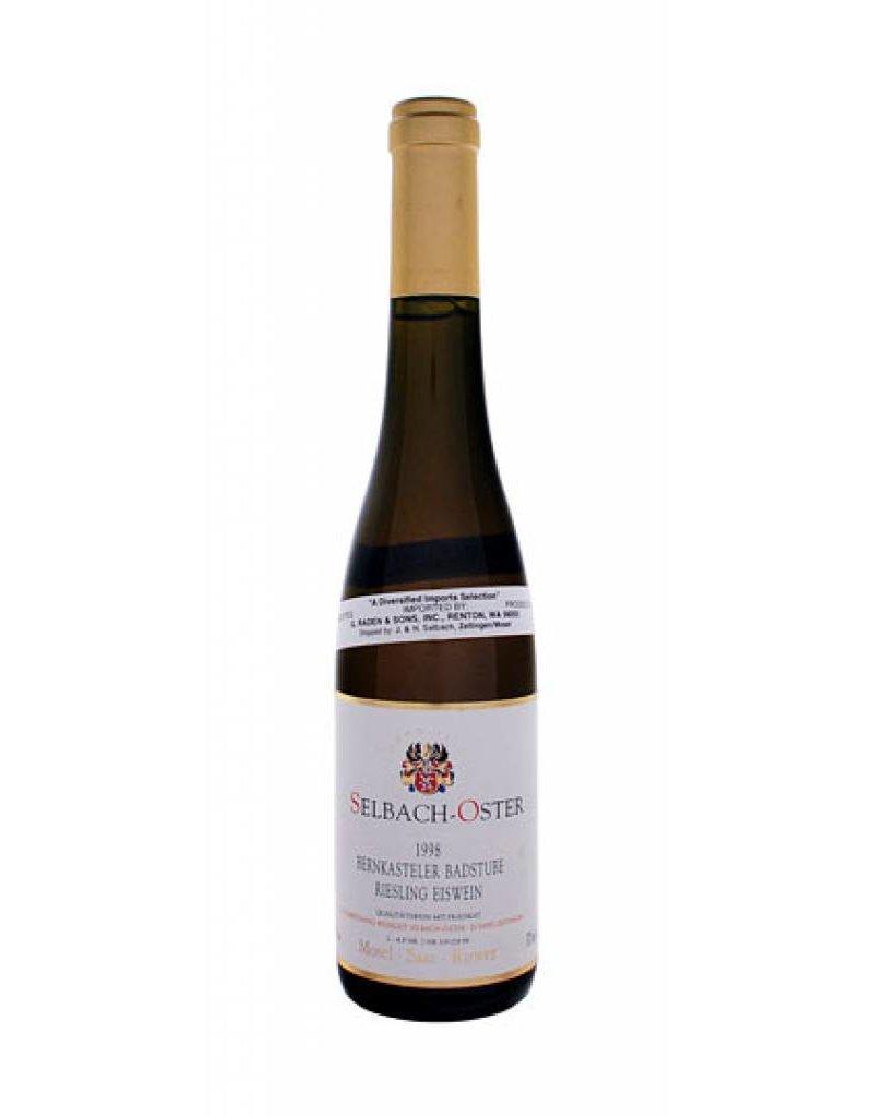 Selbach-Oster 2002 Selbach-Oster Bernkasteler Badstube Riesling Eiswein 12