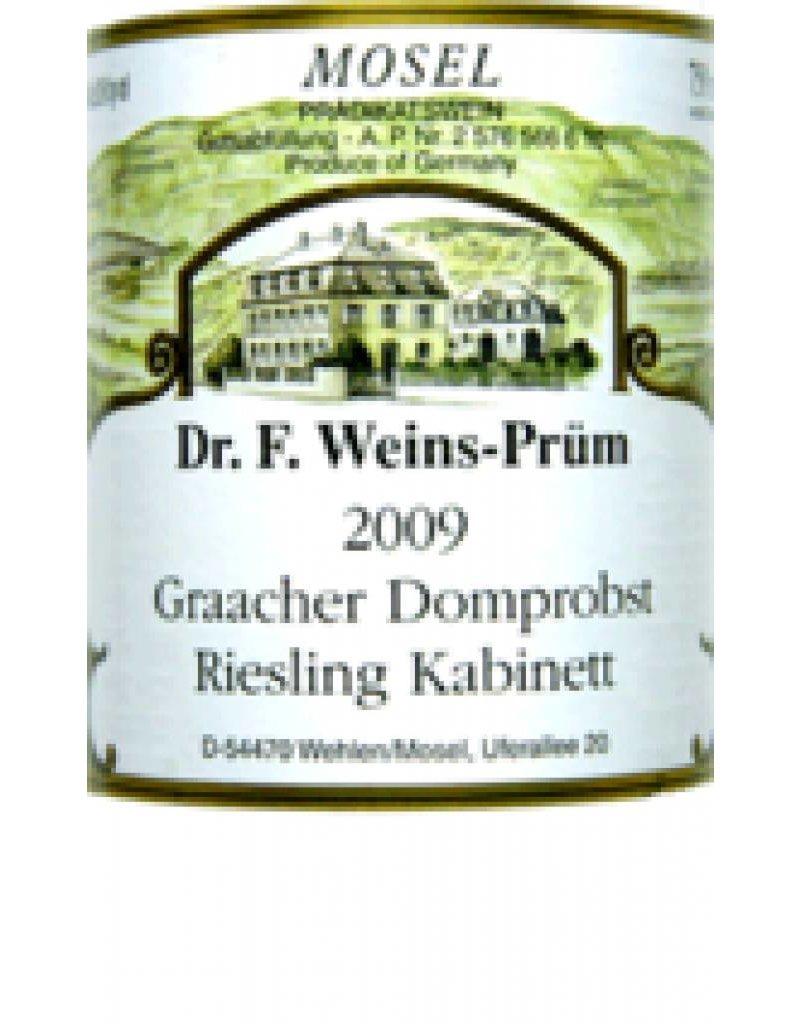 Dr. F. Weins-Prum 2002 Dr. F. Weins-Prüm Graacher Himmelreich Riesling Eiswein 12
