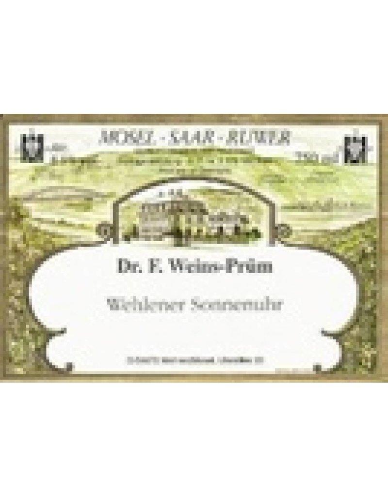 Dr. F. Weins-Prum 2002 Dr. F. Weins-Prüm Wehlener Sonnenuhr Riesling Eiswein 12